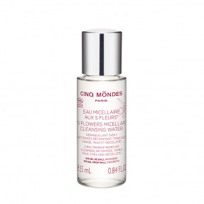 Five Flowers Micellar Cleansing Water Travel Size
