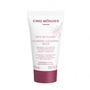 Flowers Cleansing Balm Travel Size